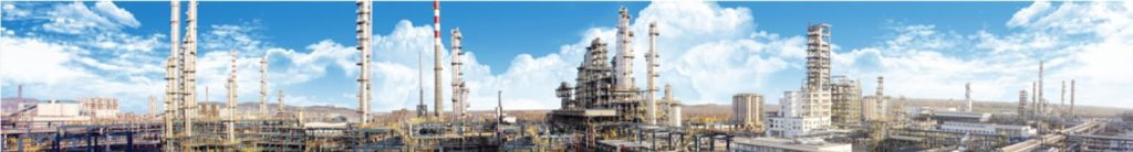 Methanol Plant Panorama